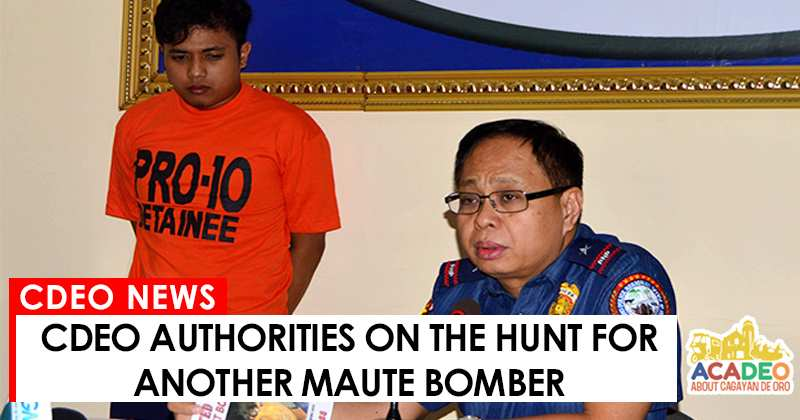 06162017 - HUNT OF ANOTHER MAUTE BOMBER