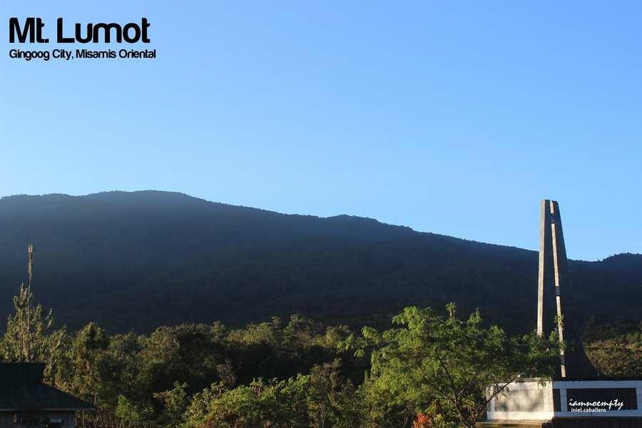 Mount Lumot