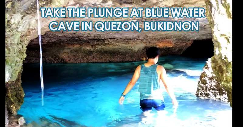 Blue Water Cave Bukidnon