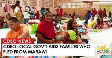 IDPs IN CDEO