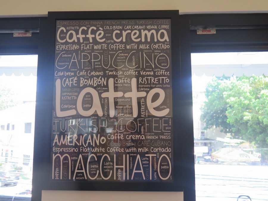 Coffeeholic City Hall Branch