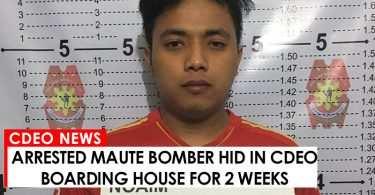 Maute Bomber