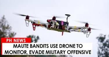 drone maute