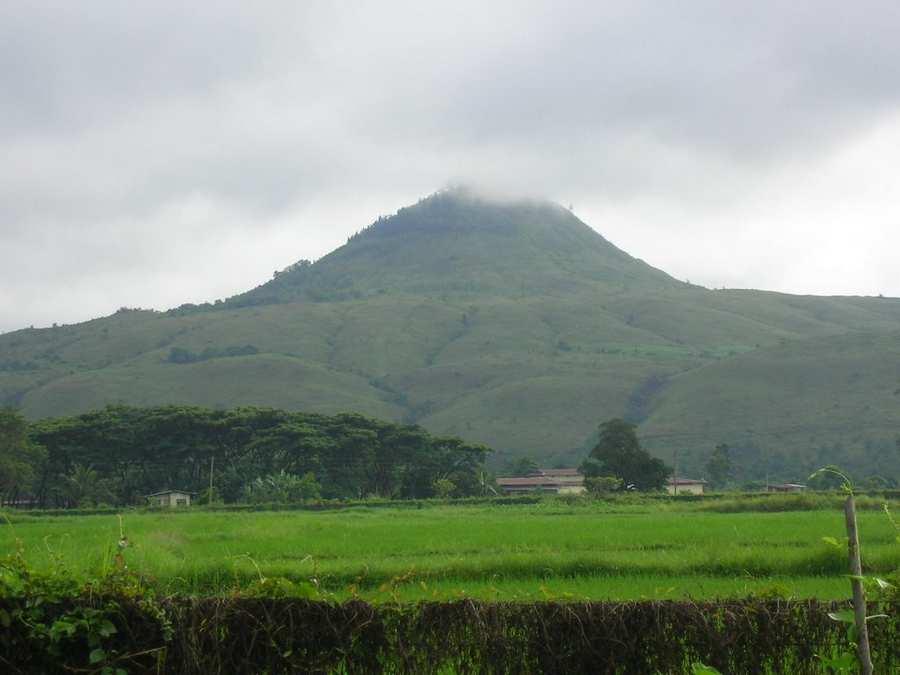 Mount Musuan