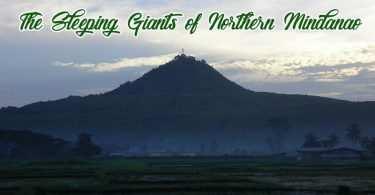 volcanoes in northern mindanao