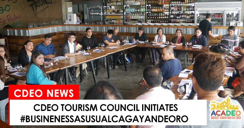CTC initiates #BusinessAsUsualCagayandeOro