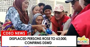 IDPs rose to 63000
