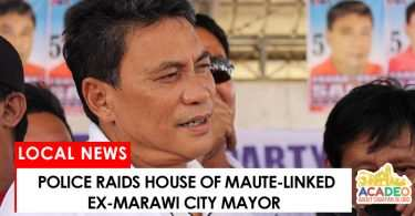 police raids maute-linked ex-marawi city mayor