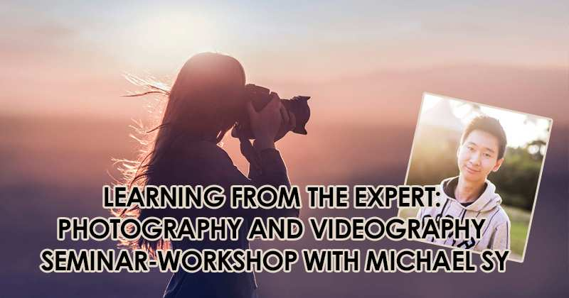 Seminar Workshop with Michael Sy
