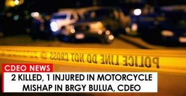 07272017 - BULUA MOTORCYCLE MISHAP