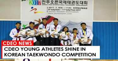 CDEO YOUNG ATHLETES
