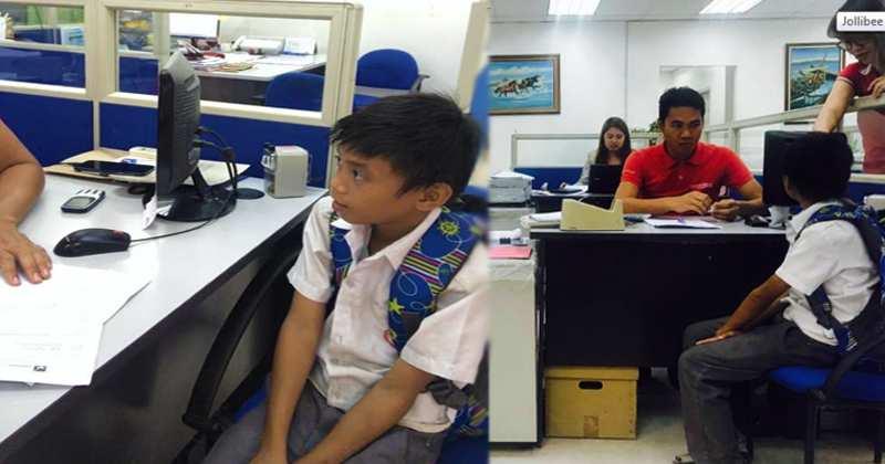 GRADE 5 STUDENT WENT VIRAL