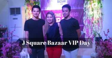 J SQUARE BAZAAR VIP DAY
