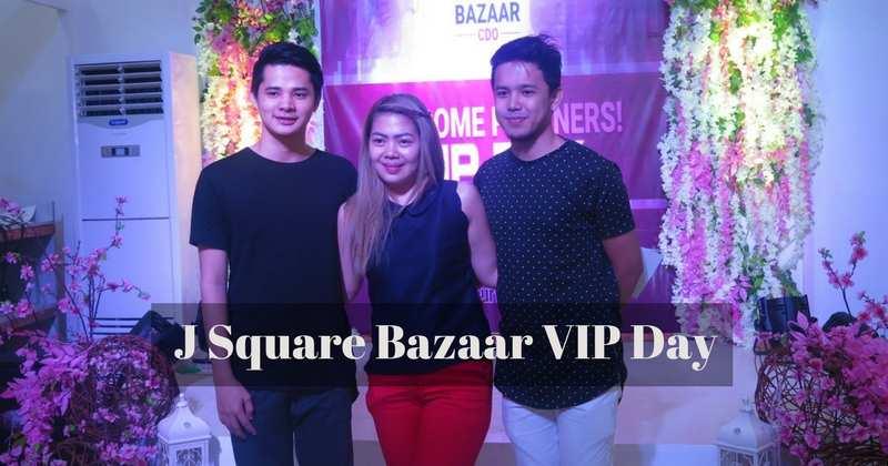 J SQUARE BAZAAR VIP DAY