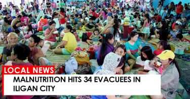 Malnutrition hits 34 Evacuees