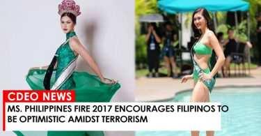 Ms. Philippine Fire 2017