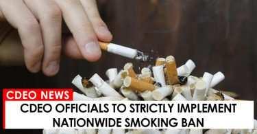smoking ban in cdo