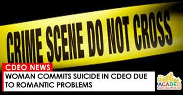 Woman Commits Suicide