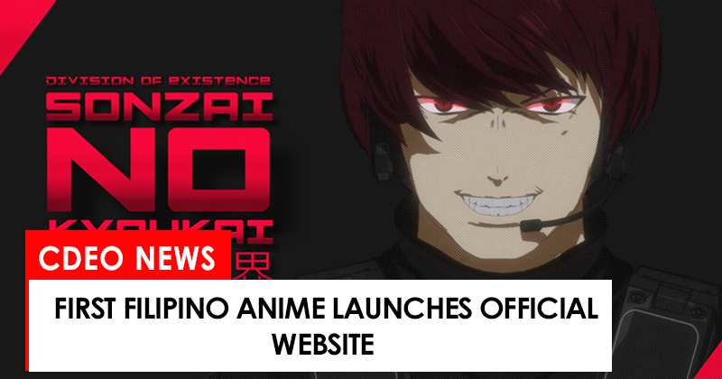 First Filipino anime launches website