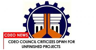 CdeO council criticizes DPWH for unfinished projects