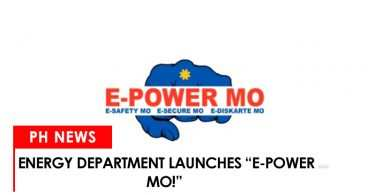 "Energy department launches ""E-Power Mo!"""