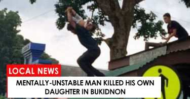 Mentally-unstable man killed his own daughter