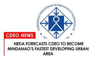 NEDA forecasts CdeO to become Mindanao fastest growing economy