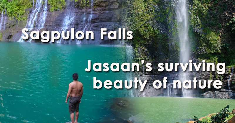 Sagpulon Falls: Jasaan's surviving beauty of nature