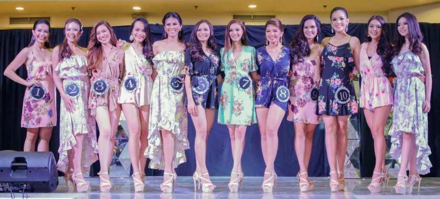 Miss CDO Candidates 2017