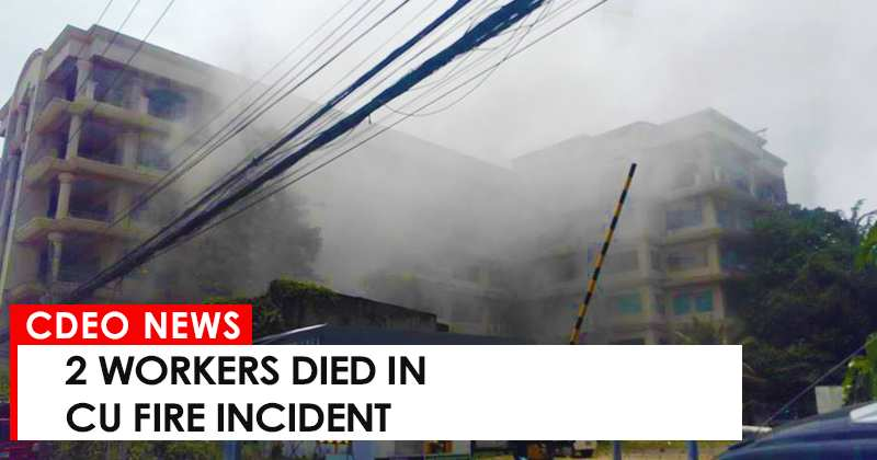 2 workers died in CU fire incident