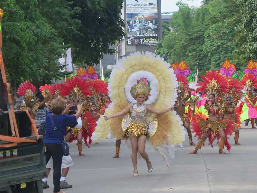 Carnival Street Dance Competition