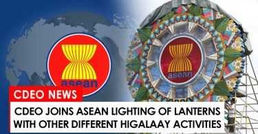 CdeO joins ASEAN lighting of lanterns