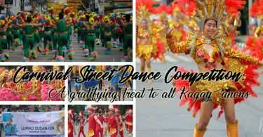 carnival street dance competition: a gratifying treat to all Kagay-anons