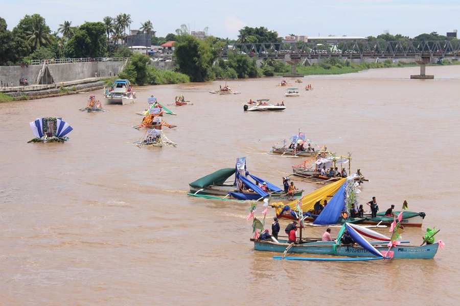 Higalaay Fluvial Procession