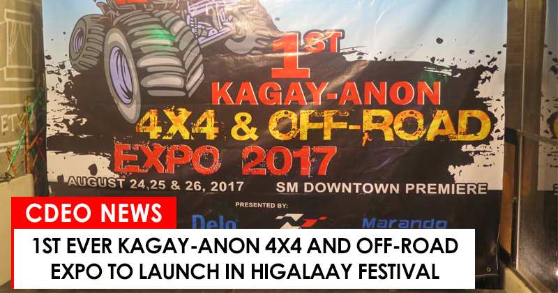 1st ever 4x4 and offroad expo to be held in Higalaay
