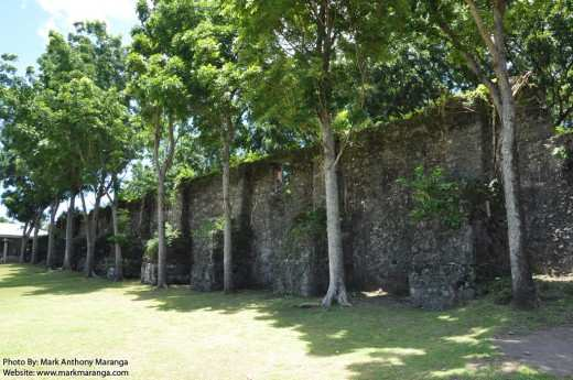 Guiob Church Ruins