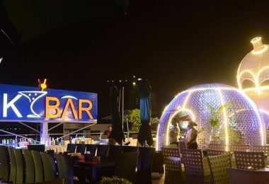 VIP Night at Sky Bar