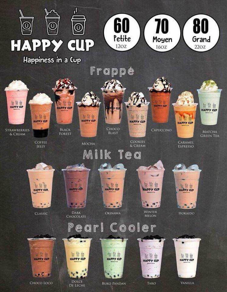 Fill Your Hearts With Joy As Happy Cup Opens In Cdeo