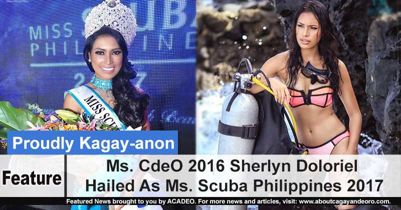 Ms. CdeO 2016 Sherlyn Doloriel Hailed As Ms