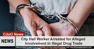 City Hall worker arrested for drugs