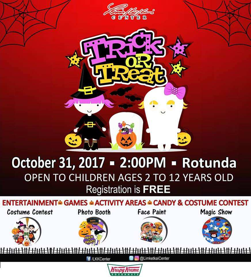 Scaring the Spookiness Away: CdeO's Upcoming Halloween Events and Celebration