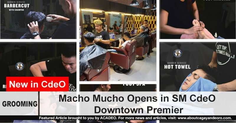 Macho Mucho Opens in CdeO