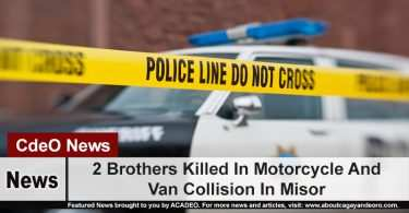 2 Brothers Killed In Motorcycle And Van Collision In Misor
