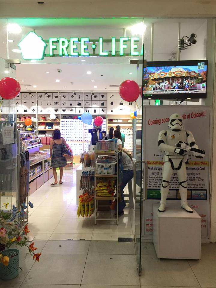 SPOTTED  Free Life Store Recently Opened at Gaisano Mall 710e0019bc0e