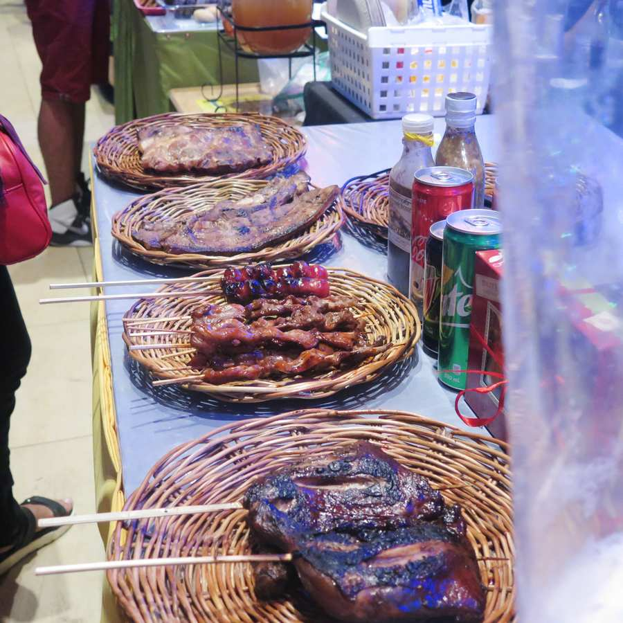 Get a taste of delight on your food cravings at pakals market