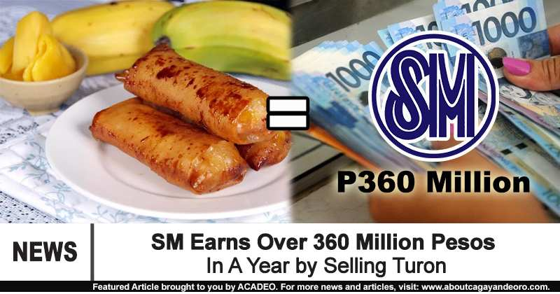 SM Earns 360 Million By Selling Turon