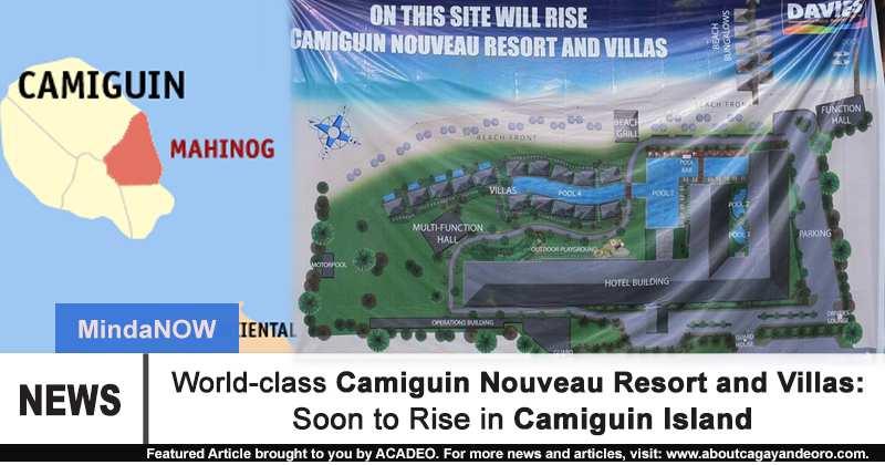 Camiguin Nouveau Resort and Villas