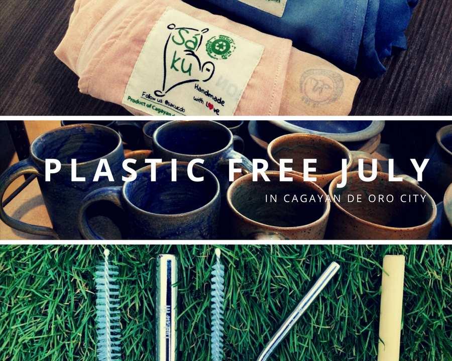 Plastic Free in Cagayan de Oro City