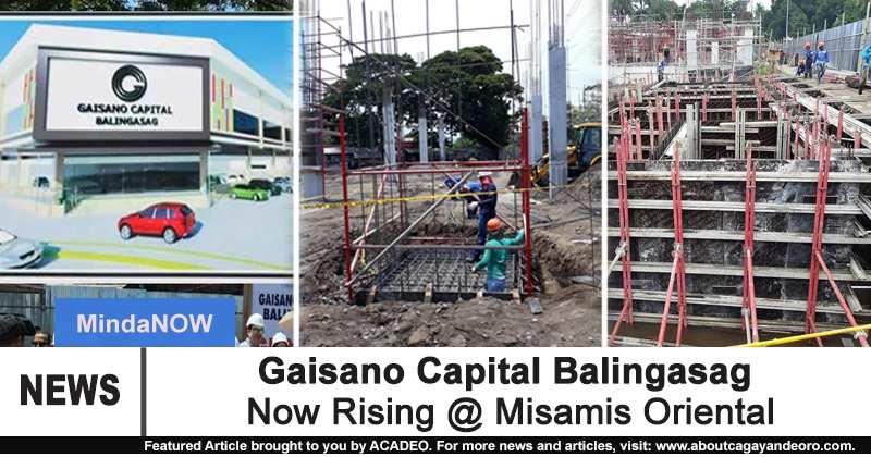Gaisano Capital Balingasag