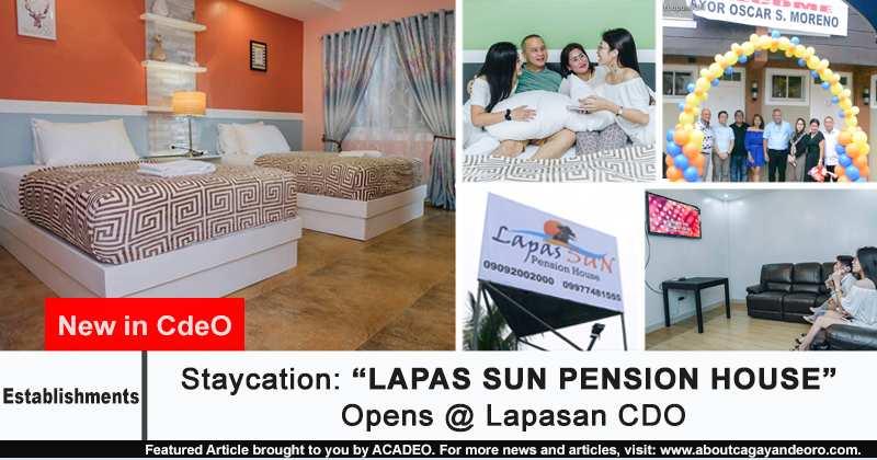 LAPAS SUN PENSION HOUSE